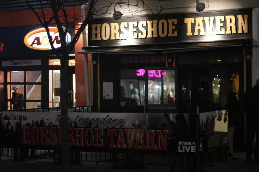 Horseshoe Tavern