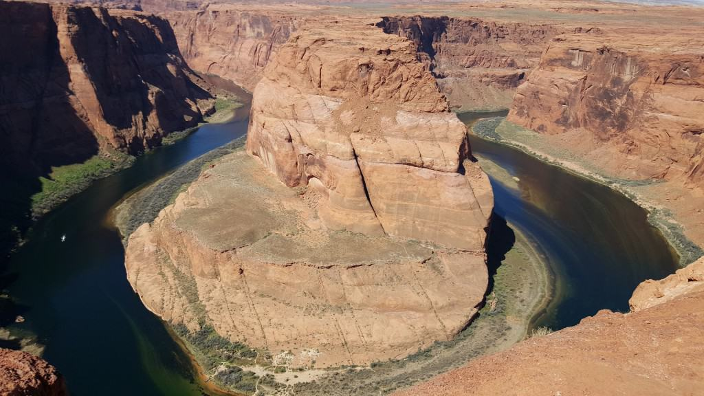 Upper Antelope Canyon and Horseshoe Bend