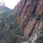 Hiking Angel's Landing
