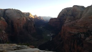 Hiking Angel's Landing