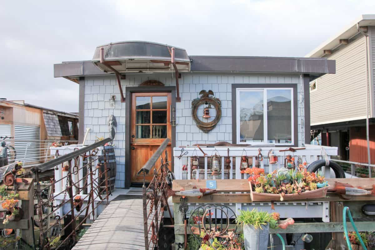 Houseboat Hunting in Sausalito