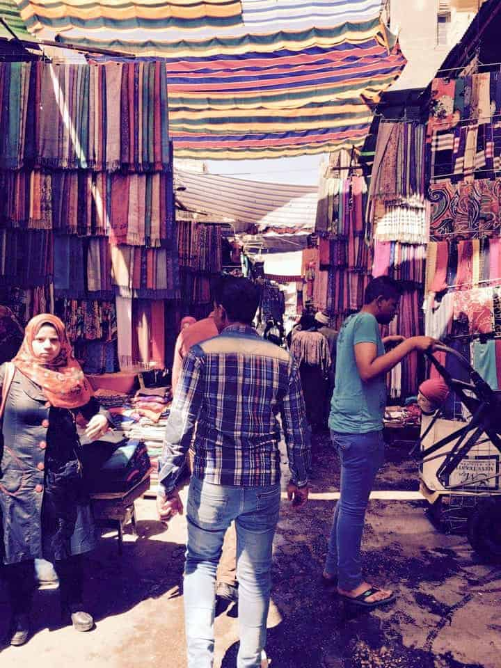 Markets are one of the Pictures That Will Make You Want To Visit Cairo