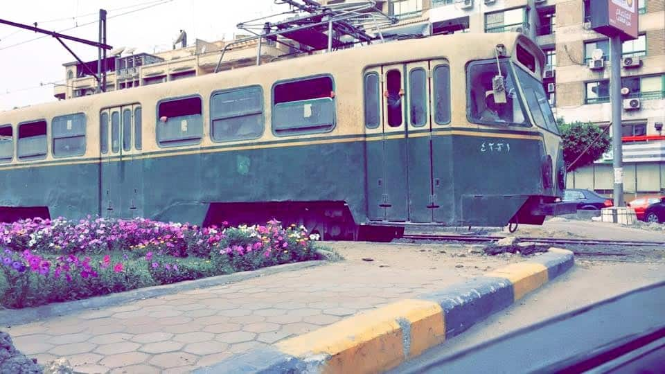 Old School Trains are one of the Pictures That Will Make You Want To Visit Cairo