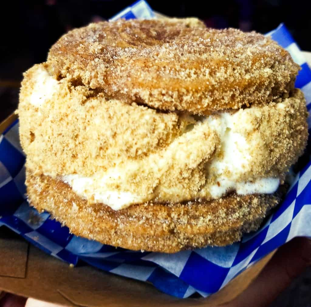 Foods To Try at the 2017 CNE