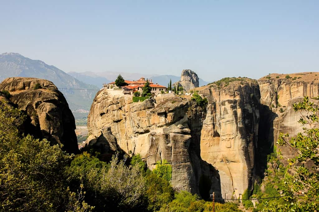 Everything You Need to Know Before Visiting the Meteora Monasteries