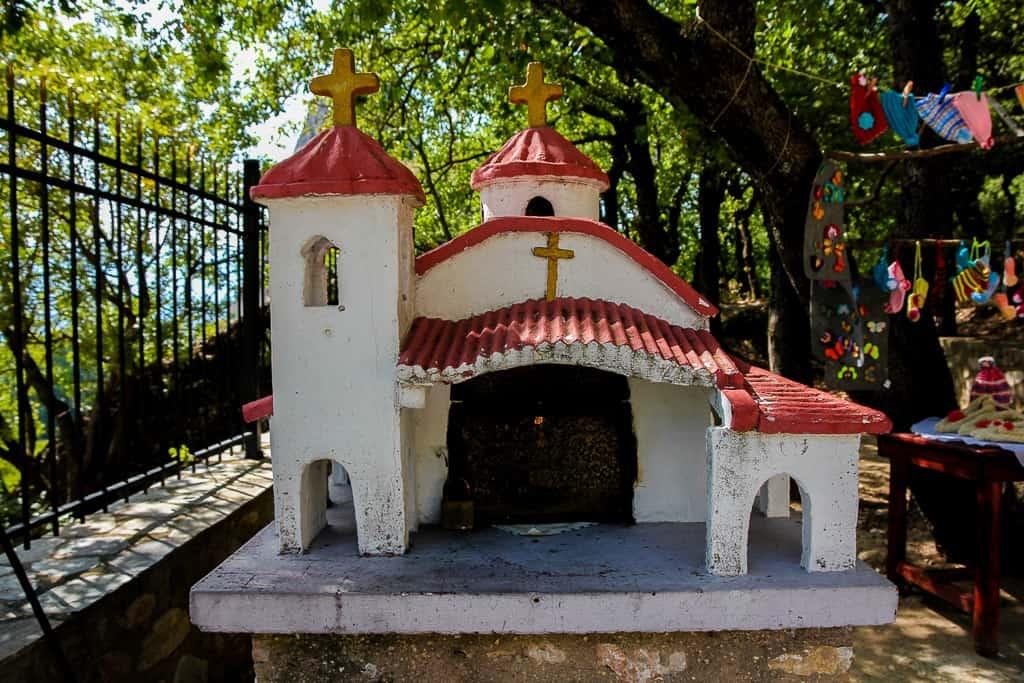 Details at St. Nicholas