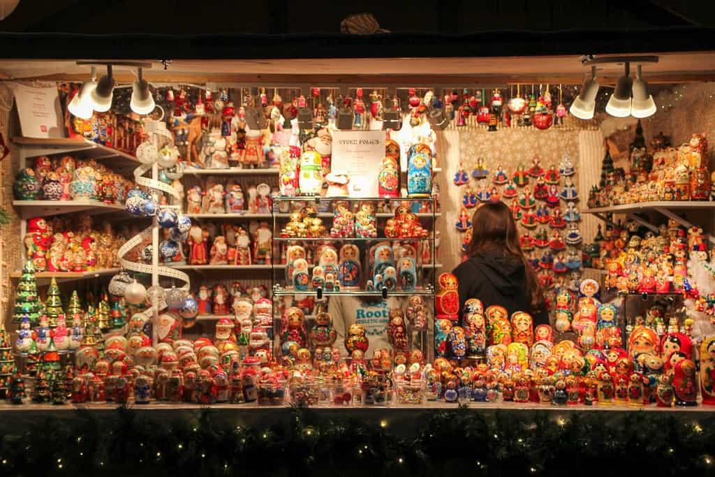 Toronto Christmas Market Hut