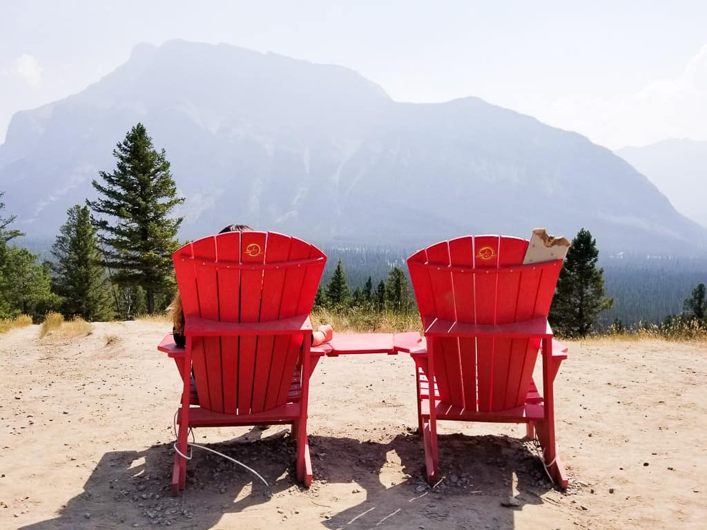 Alberta is a favorite travel moment