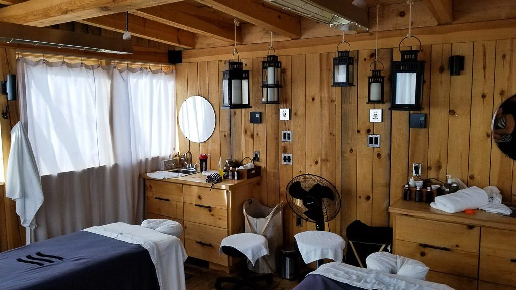 Nordik Spa was one of my favorite travel moments