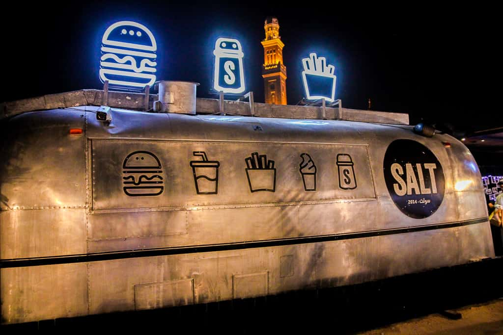 SALT is one of the places to eat in Dubai