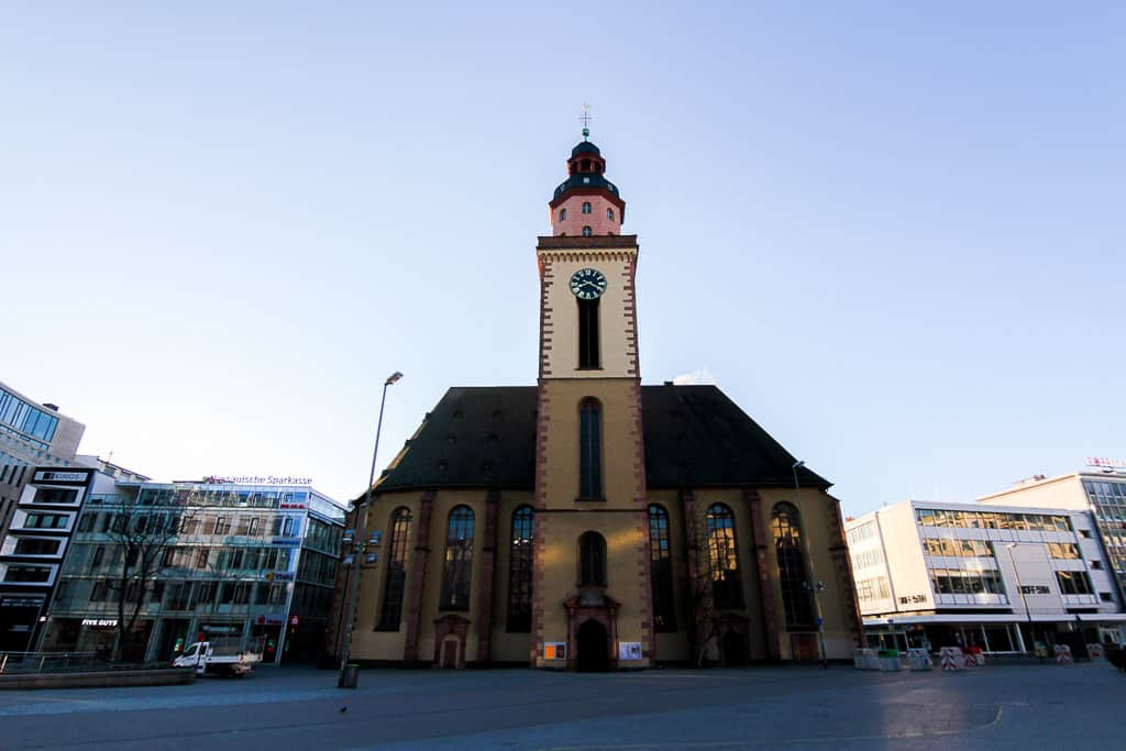 Katharinenkirche (St Catherine's Church)