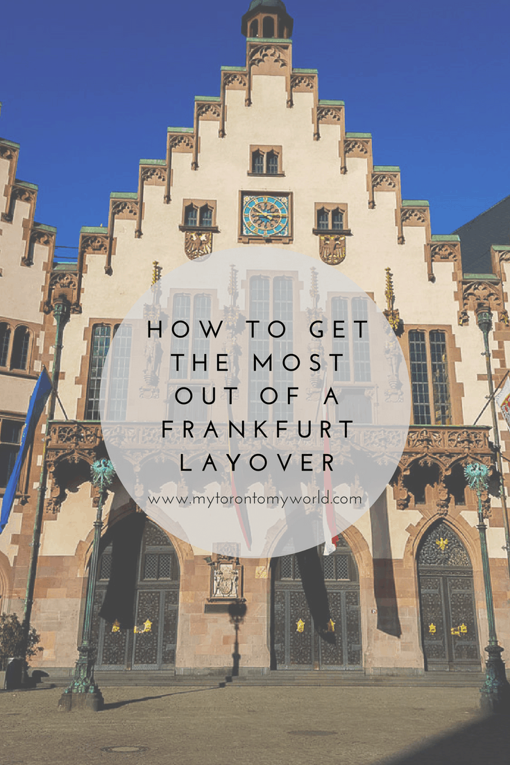 How to get the mots of a Frankfurt Layover