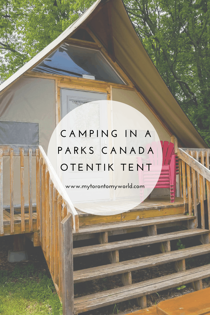 Everything you need to know to camp in the oTENTik tents that are exclusive to the Canadian National Parks all around Canada