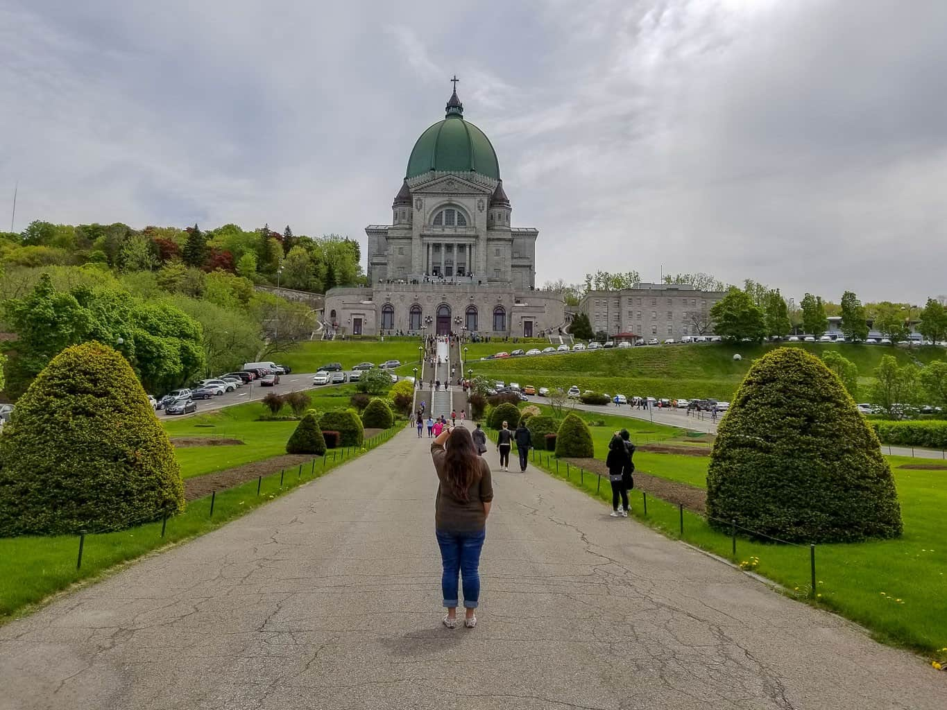 Visiting Montreal and Quebec City is one of the reasons to visit Canada