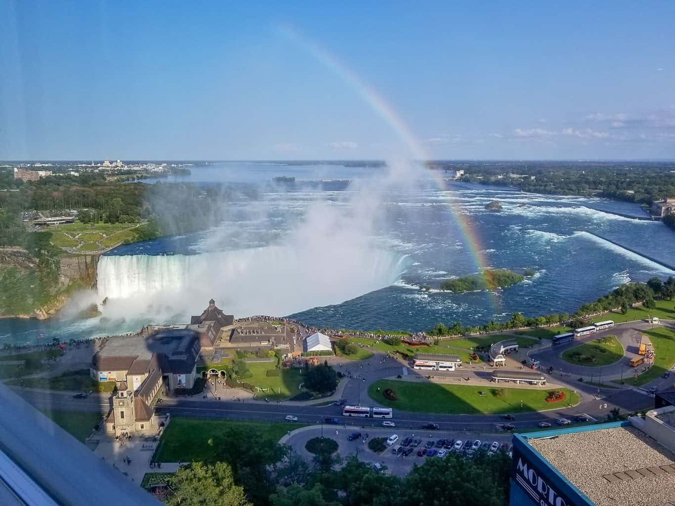 Niagara Falls is one of the reasons to visit Canada
