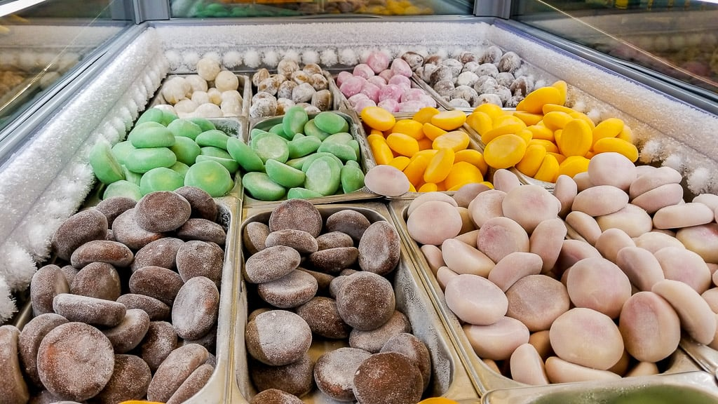 Mochi Ice Cream from Whole Foods Market is one of the best ice creams in Toronto