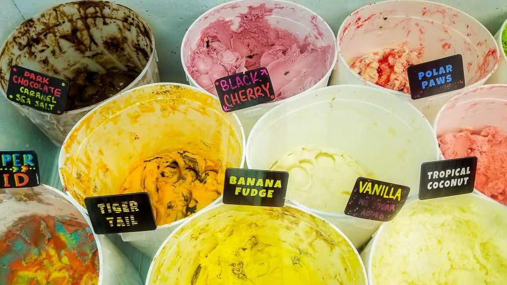 The Big Chill is one of the places for the best ice creams in Toronto
