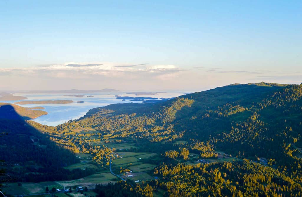 Salt Spring Island in British Columbia is one of the most beautiful places in Canada