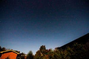 Stargazing at Killarney Provincial Park