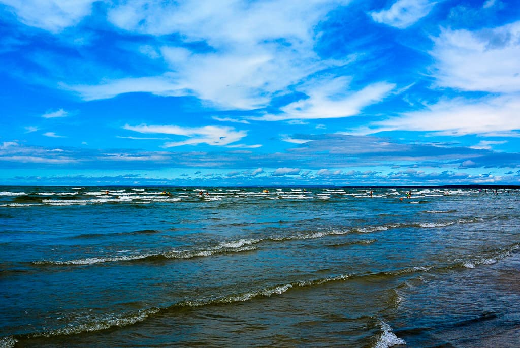 Wasaga Beach is one of the most beautiful places in Canada