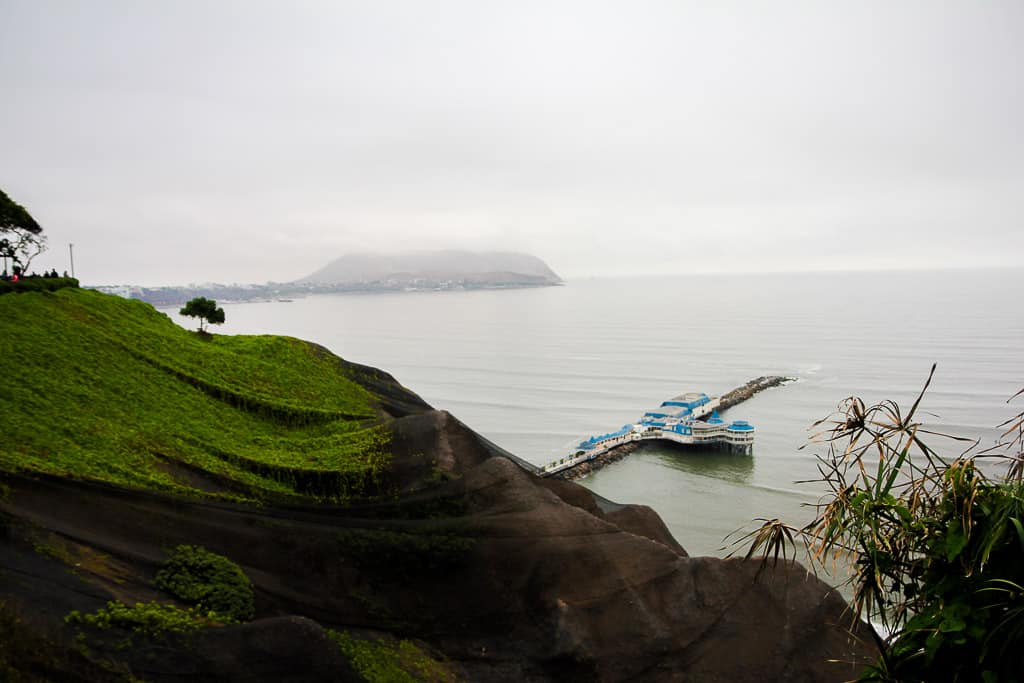 Visiting the pier is one of the additional things to do in Miraflores