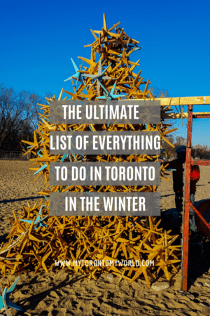 Toronto Winter Bucket List: 16 Things To Do In Toronto In Winter