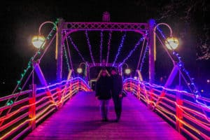 Visiting small towns is one of the things to do in Ontario this Winter