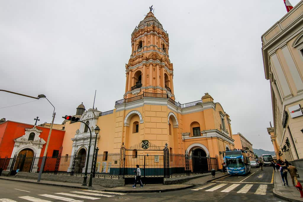 Walking around Old Lima is one of the things to do during two days in Lima
