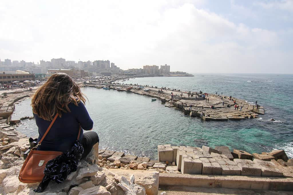 A day trip to Alexandria, Egypt was one of the top travel moments of 2018
