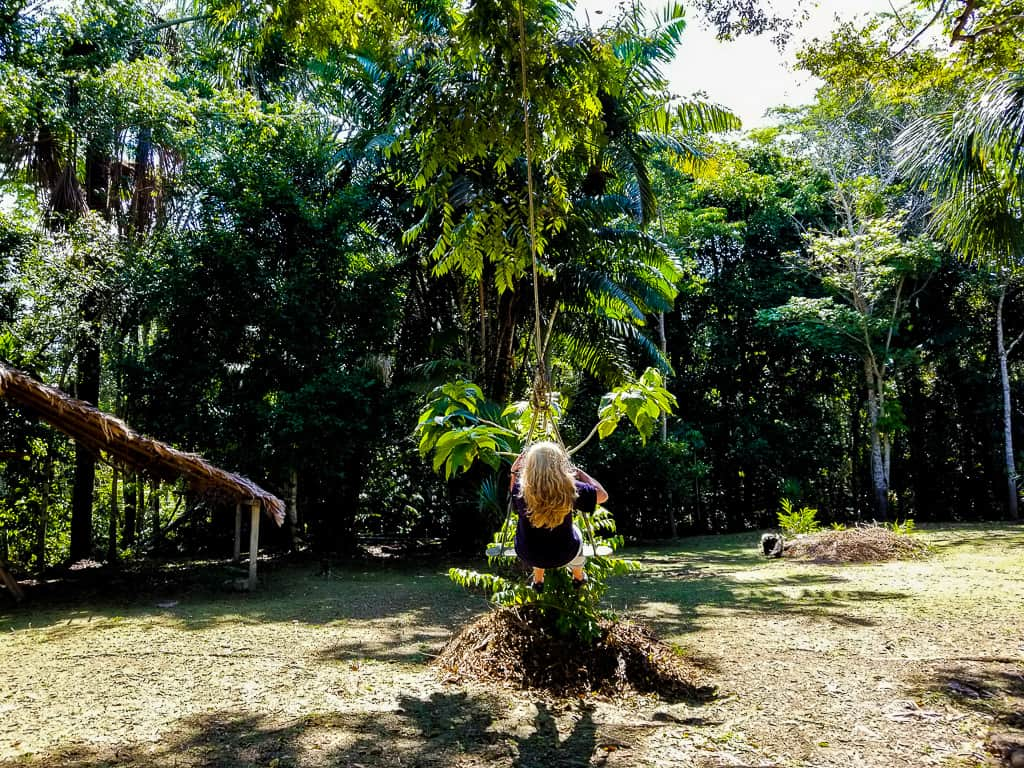 Exploring the Amazon Rain Forest was one of the top travel moments of 2018