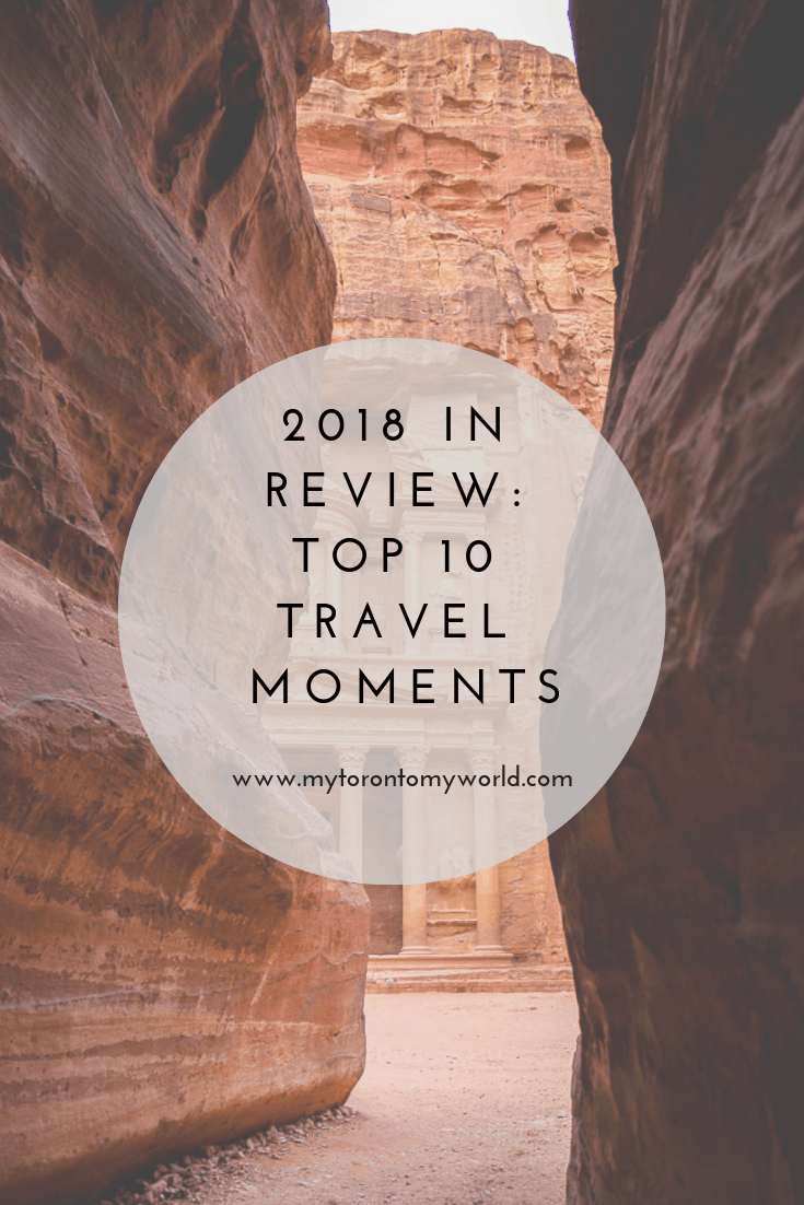 2018 in Review: Top 10 Travel Moments