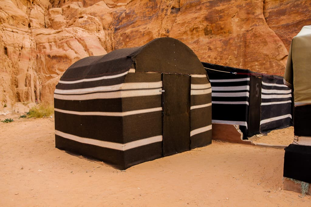 Camping in the Wadi Rum Desert was one of the top travel moments of 2018