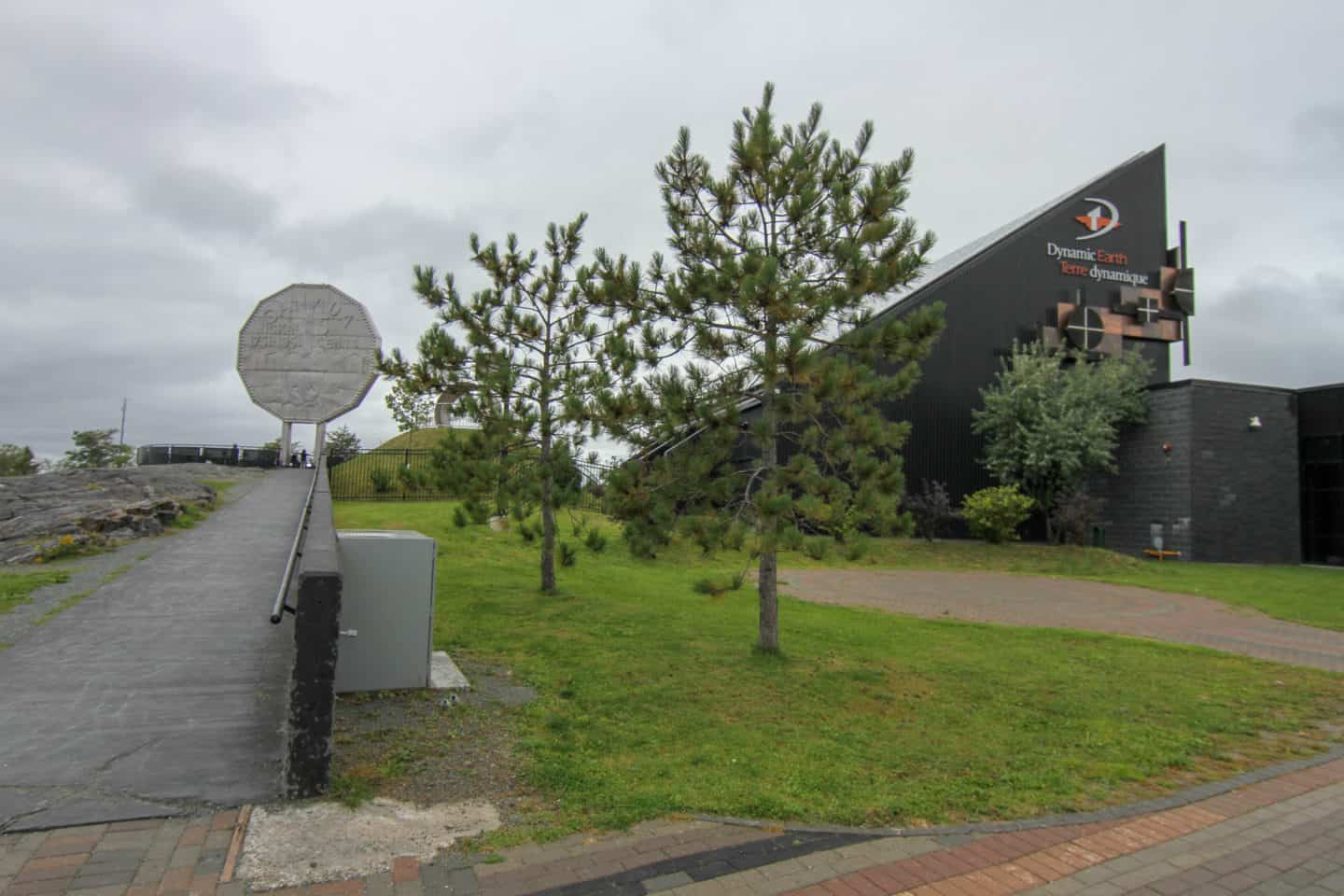 Visiting Dynamic Earth is one of the things to do in Sudbury
