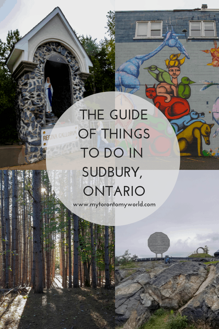 The guide of things to do in Sudbury, Ontario to plan your own weekend getaway