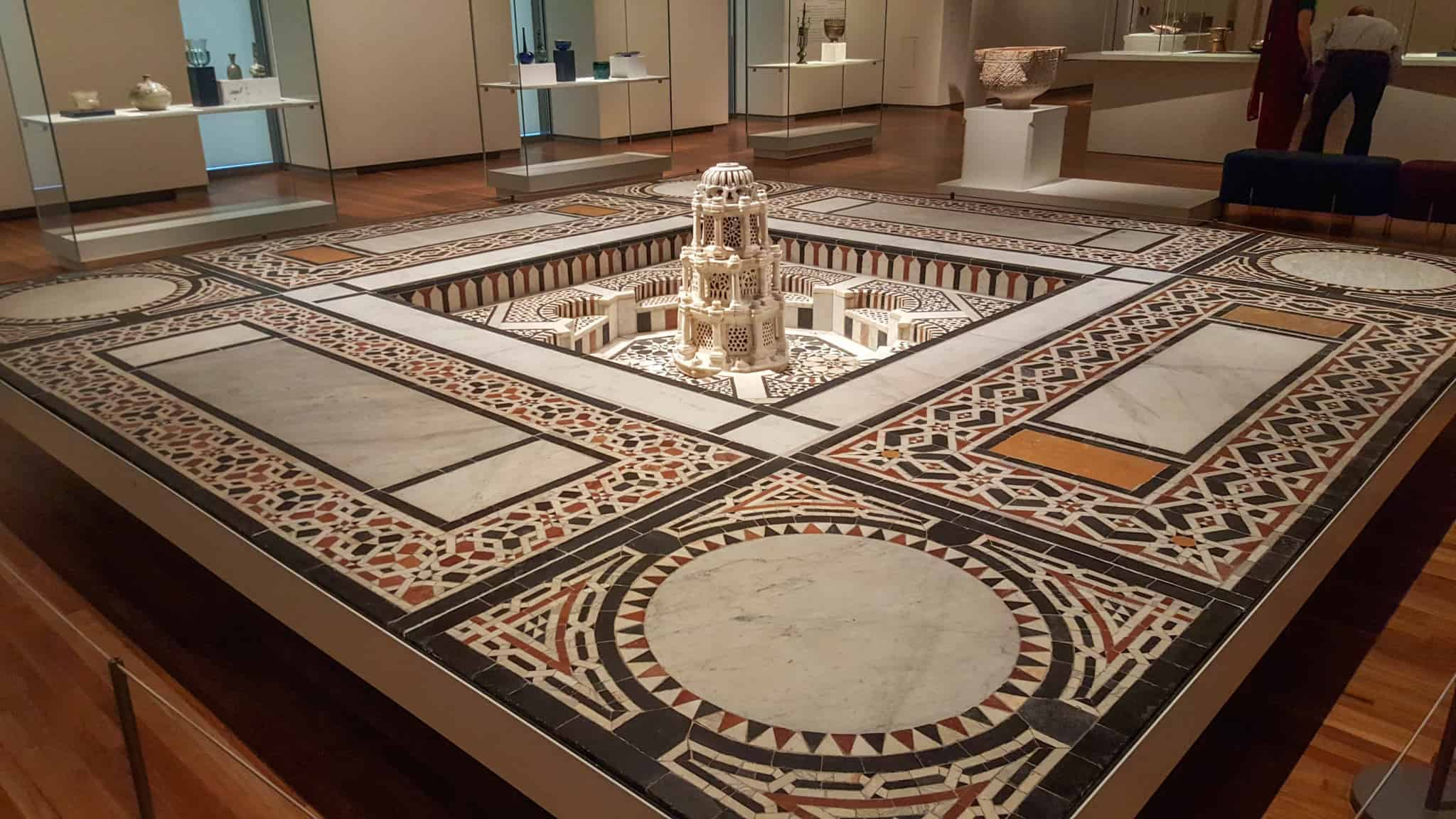 Visiting Aga Khan Museum is one of the free things to do in Toronto