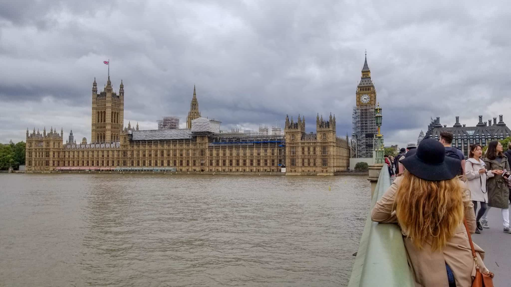 My absolute favorite place: London