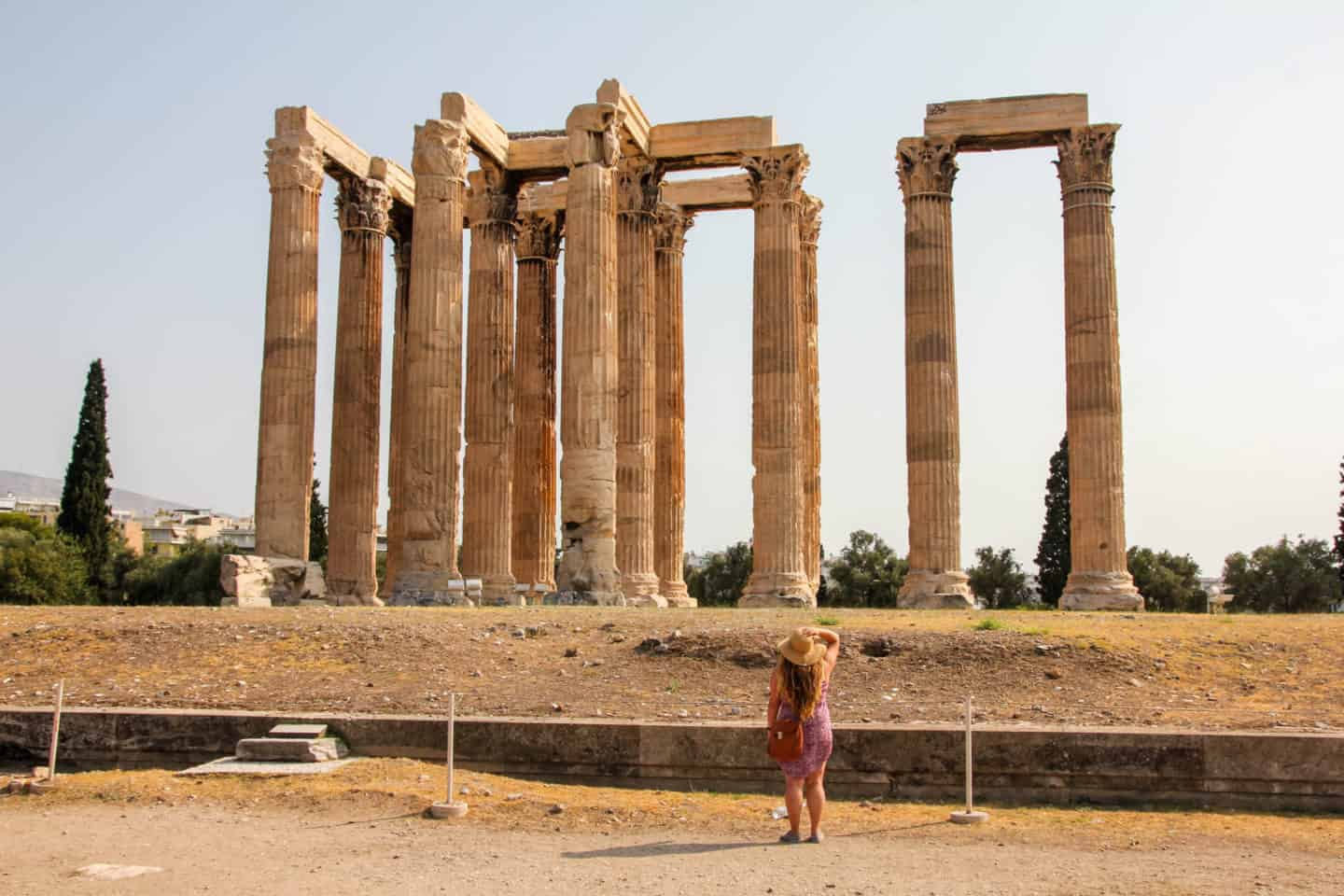 Visiting the Acropolis and Other Ancient Ruins in Athens