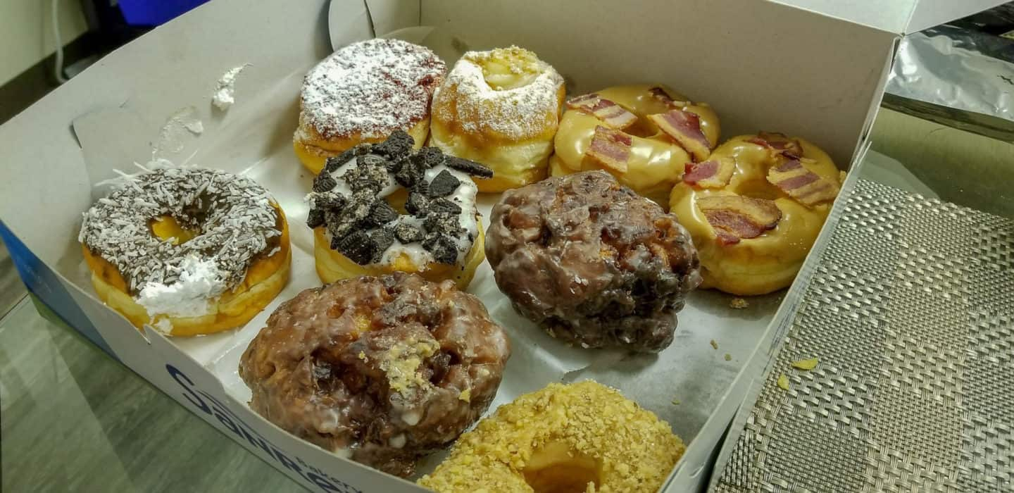 Sanremo Donuts are some of the best donuts in Toronto