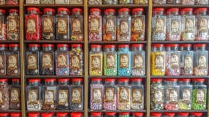 Candy at Auntie Nellie's Sweet Shop