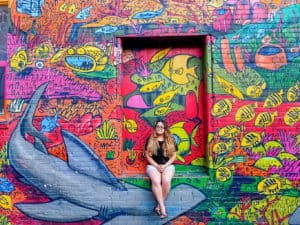Visiting Graffiti Alley is a must during one day in Toronto