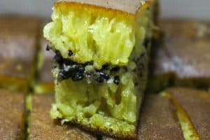 Martabak Manis is one of the best Indonesian food dishes to try