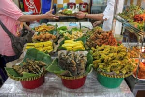 Nasi Campure is one of the best Indonesian foods