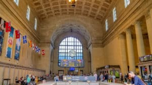 Union Station is one of the things to do during one day in Toronto