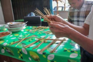 Sate Blora is one of the best Indonesian food dishes you can try