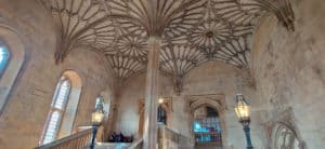Stunning Staircase at Christ Church College