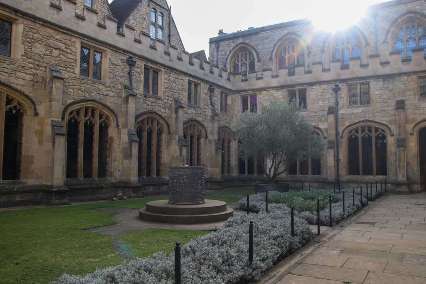 The Cloisters at Christ Church College