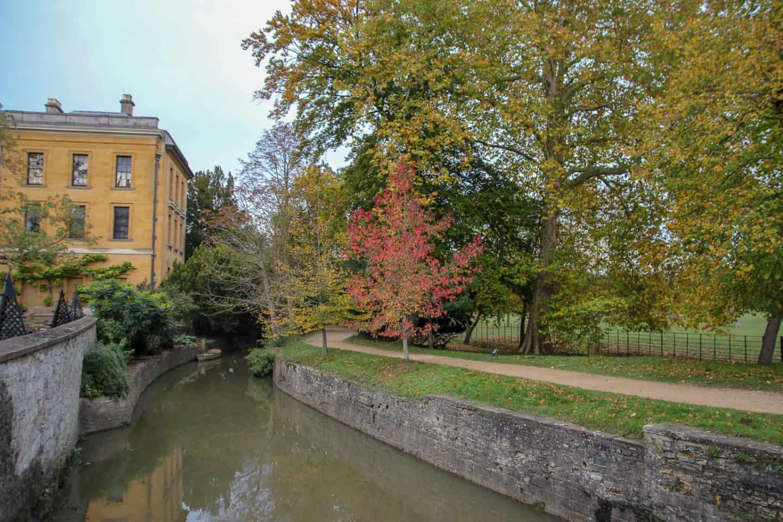 Addison's Walk at Magdalen College