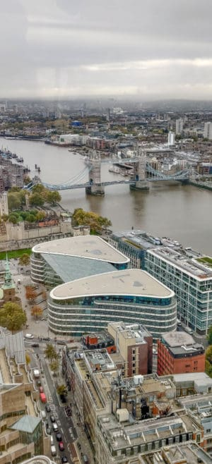 Sky Garden is one of the best views in London