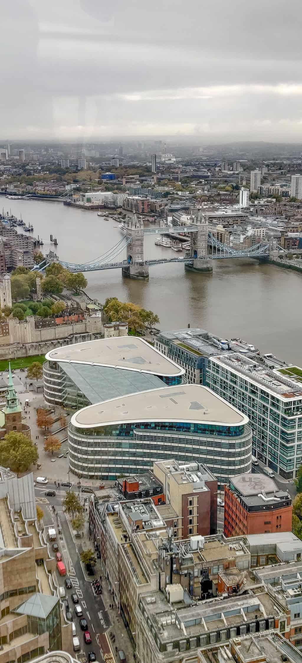 Sky Garden is one of the best views in London