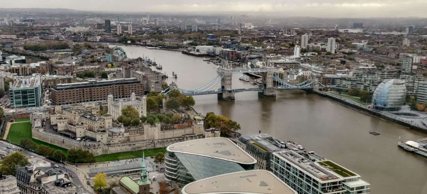 16 Of The Absolutely Best Views Of London (Paid And Free!)